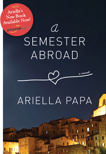 A Semester Abroad: A new book coming soon by Ariella Papa